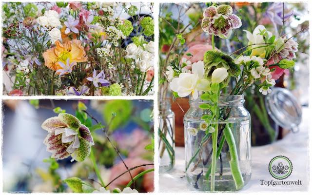 Gartenblog Topfgartenwelt Gartenmesse: Garten Salzburg 2017 Hochzeitsfloristik mit Lenzrosen