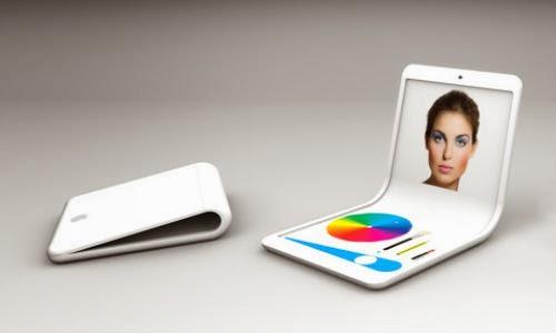 Smartphone LG dengan layar OLED fleksibel