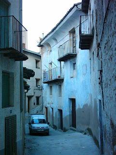 lo castellá, lo castellà, barrio, Beceite, Beseit, casco antiguo de Beceite 12
