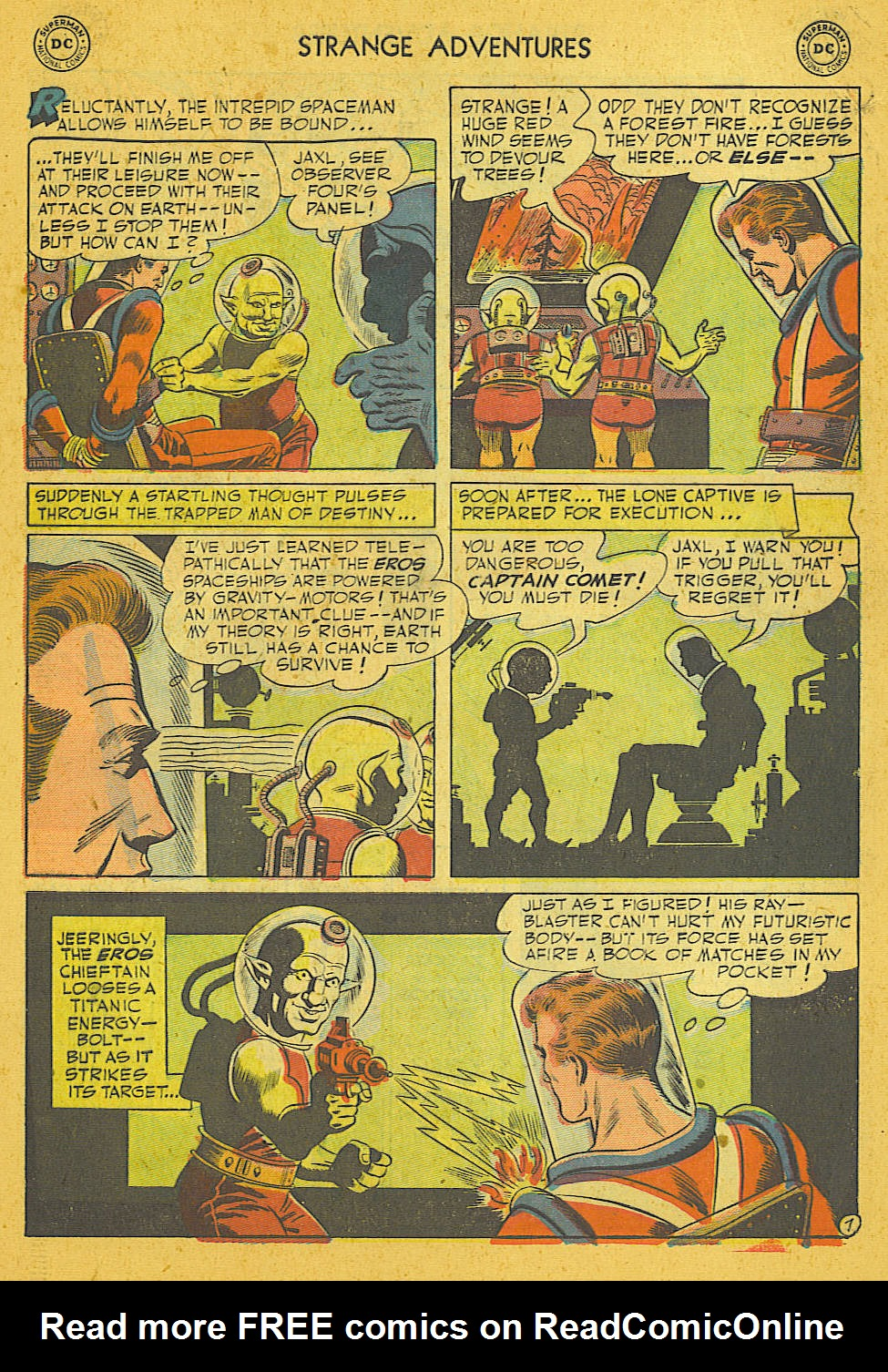 Strange Adventures (1950) issue 21 - Page 9