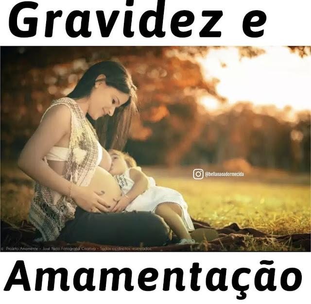 gravidez, amamentação, amamentação tandem, amamentação prolongada, amamentar grávida