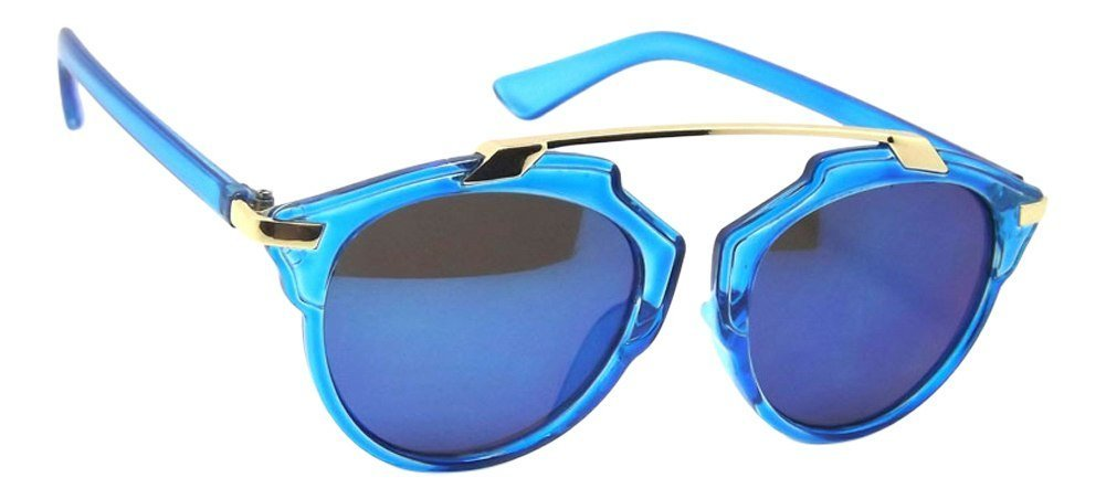 765c16d27e7 Cool Joe Sunglasses - Blue Sunglasses with Polarized Lens for Vision Comfort .