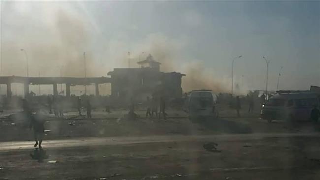 Carro-bomba explode ao sul da capital iraquiana, nos subúrbios da cidade de Al-Hillah, matando pelo menos 12 civis e ferindo outros 10, entre eles peregrinos xiitas