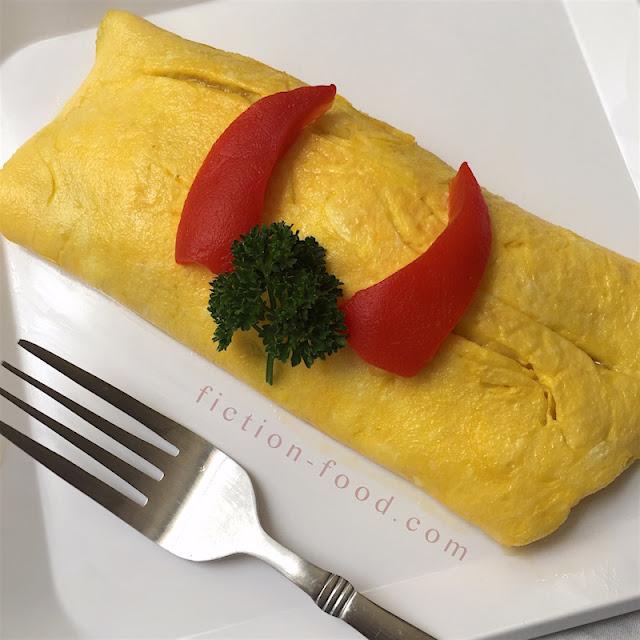 Lucifer Season 1 Episode 4: Fiction-Food Café: Omelette W/ Truffle Oil