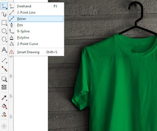 Kaos Corel Draw Cara Membuat Desain Kaos Dengan Coreldraw Studio Desain