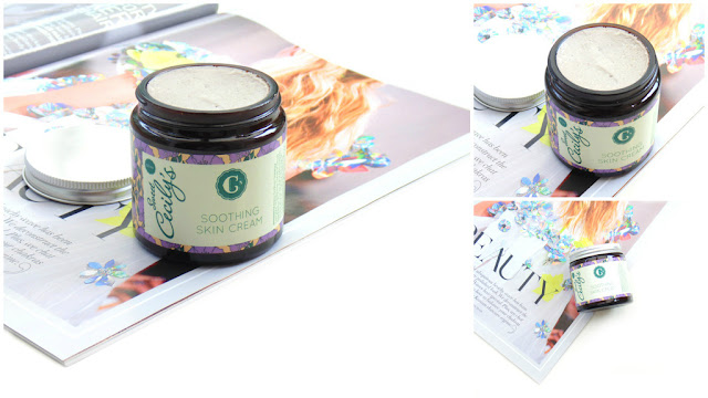 Sweet cecily's soothing skin cream