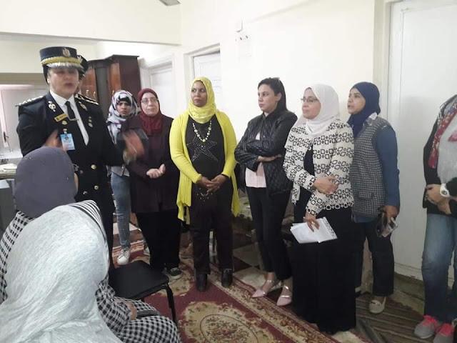 جمعية سحر الحياة في استضافة وزارة التضامن بالتعاون مع وزارة الداخلية