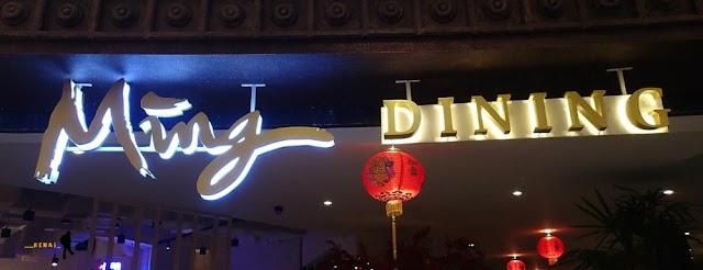 Nikmatnya Hidangan Spesial Imlek di Ming Dining