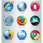 Major Web Browsers