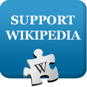 we support WIKIPEDIA
