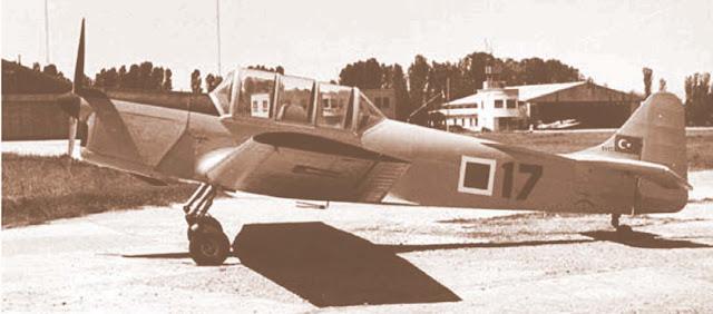 "THK-15 ""Uğur"" Eğitim Uçağı"
