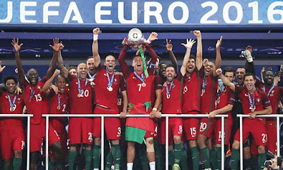 Ronaldo's Euro final turns from despair to joy over historic win