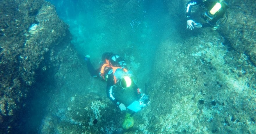 Traces of the ancient Greek port of Naples found