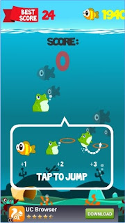 Game The Frogg Apk