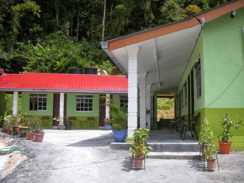 Senarai Chalet    Homestay    Inap Desa Best Dan Murah