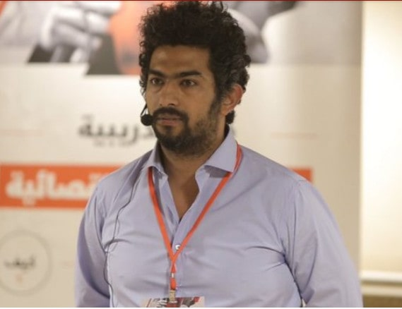 الصحفى هشام علام،هشام علام
