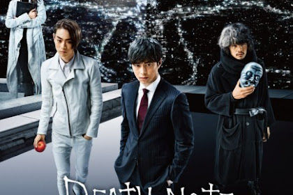 Sinopsis Death Note: Light Up The New World (2016) - Film Jepang