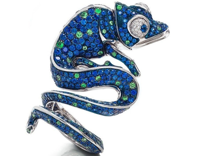 Chameleon Designer Jewelry by Roberto Coin
