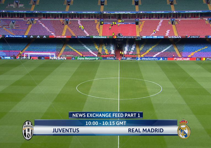 Real Madrid Tv Channel Frequency