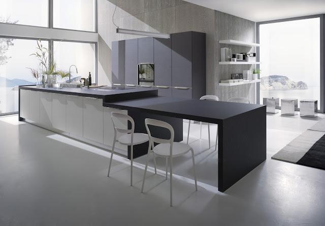 Materiales para cocinas i laminados resistentes y for Las cocinas mas modernas