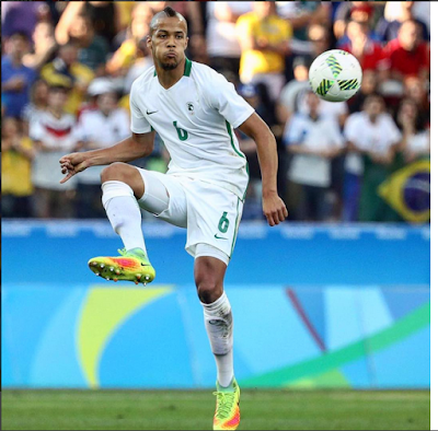Siper Eagles Defender, William Troost-Ekong Pays Tribute To Late Stephen Keshi
