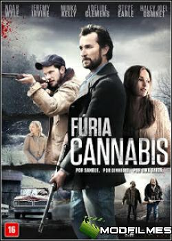 Capa do Filme Fúria Cannabis