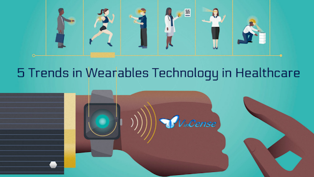 5 Trends in Wearables Technology in Healthcare