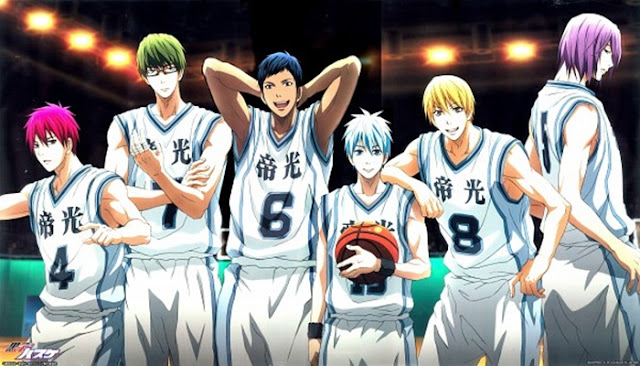 Download Kuroko no Basket S3 Subtitle Indonesia