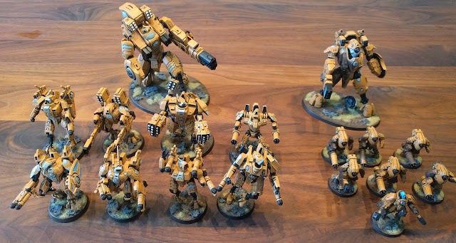 What's On Your Table: Converted Tau