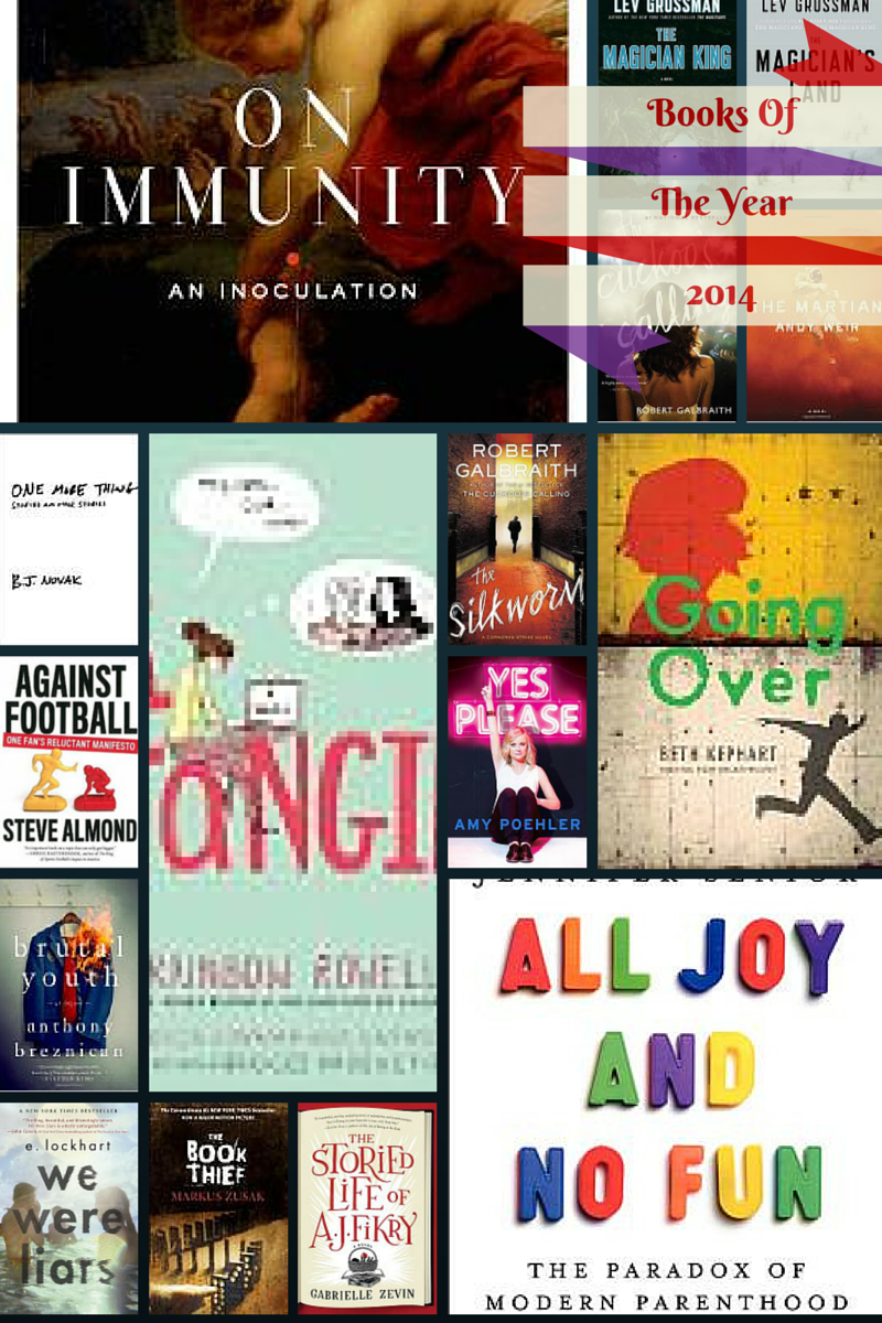 The 3 Rs Blog Books of the Year, 2014
