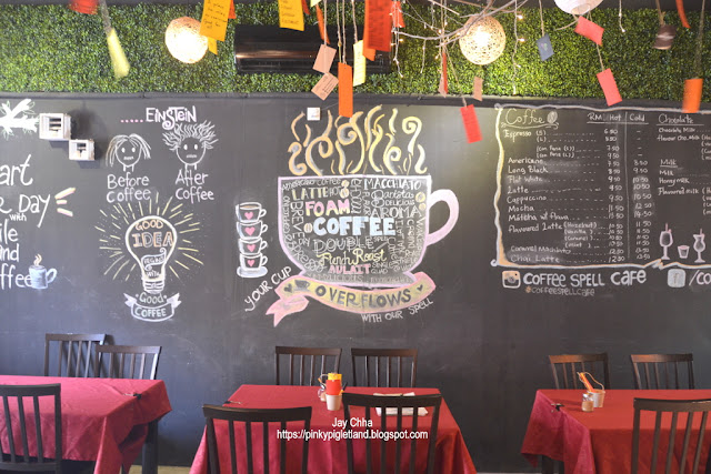 Coffee Spell Cafe