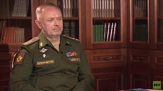 """El viceministro de Defensa de Rusia: """"Las organizaciones terroristas no son más que títeres"""""""