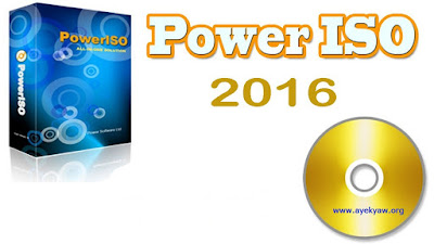 PowerISO 6.5 Final Full Patch