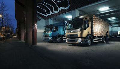 Volvo e Greenlots mergulham no carregamento de caminhões elétricos