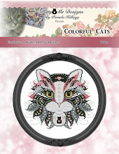 Exclusive Colorful Cat - Kitty
