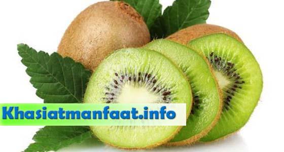 Khasiat dan Manfaat Buah Kiwi