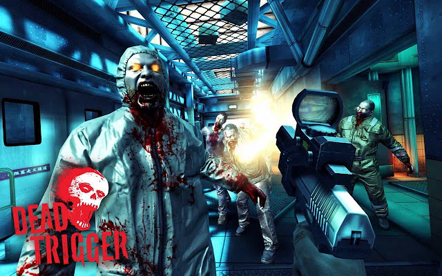 Free Download Dead Trigger MOD APK