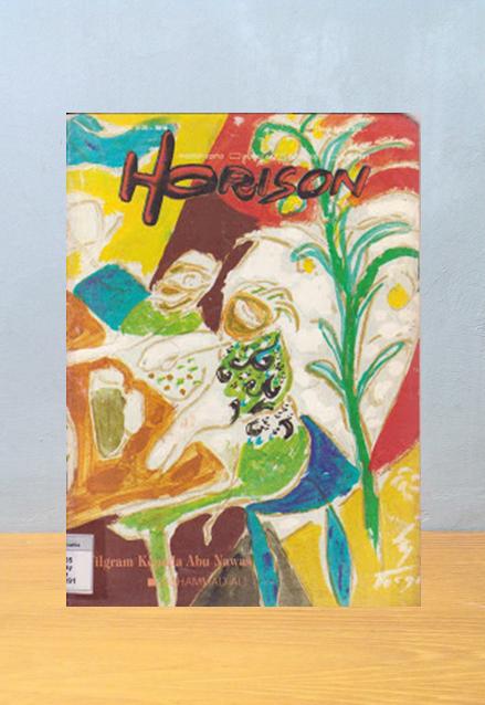 Majalah Horison No. 6, 1991