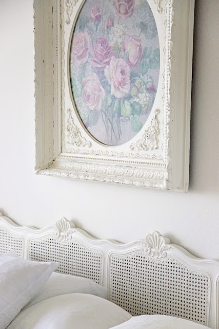 feminine floral decor shabby chic