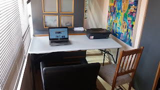 Oficina donde hago mis clases de Google Adwords y Seo
