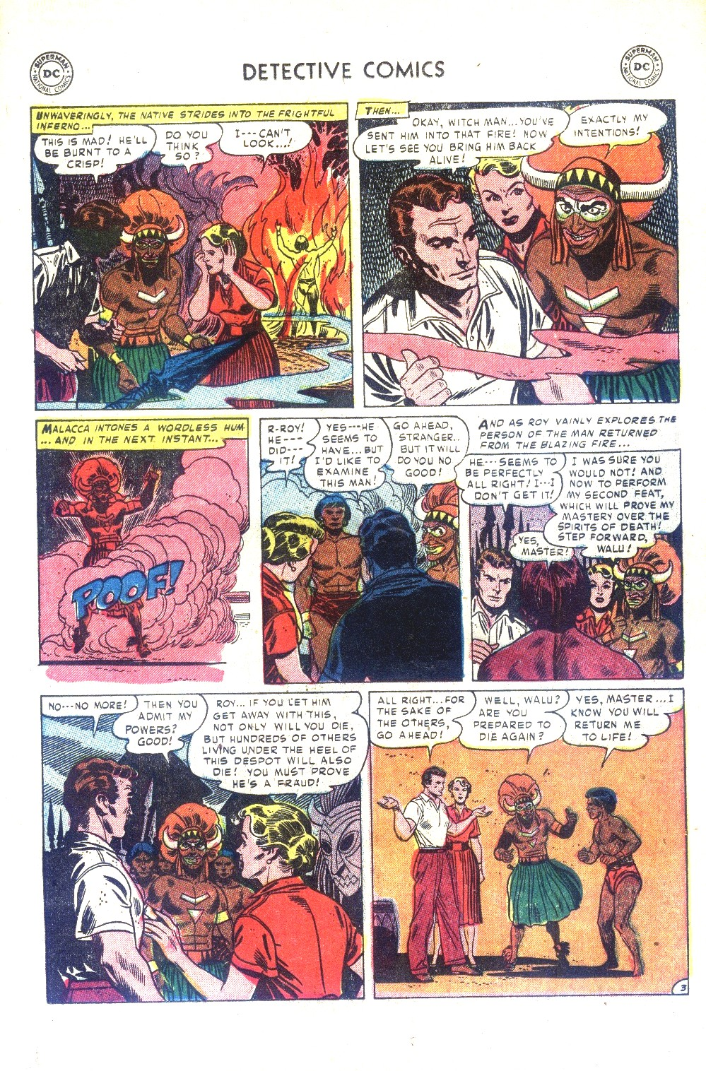 Read online Detective Comics (1937) comic -  Issue #188 - 27
