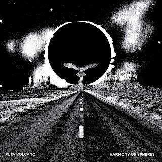 Puta Volcano - Harmony of Spheres_front
