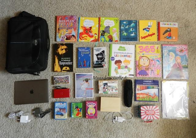 || Deux semaines de vacances, 2 adultes, 2 enfants, je mets quoi dans mes valises ? - Occupations