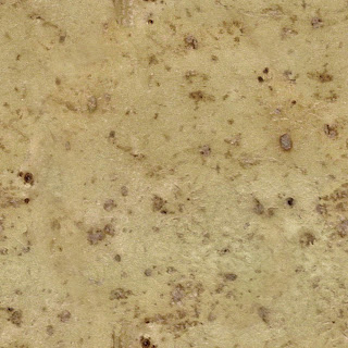 Seamless potato texture