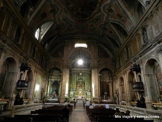 Igreja de Nossa Senhora Do Loreto, Largo do Chiado, Lisboa