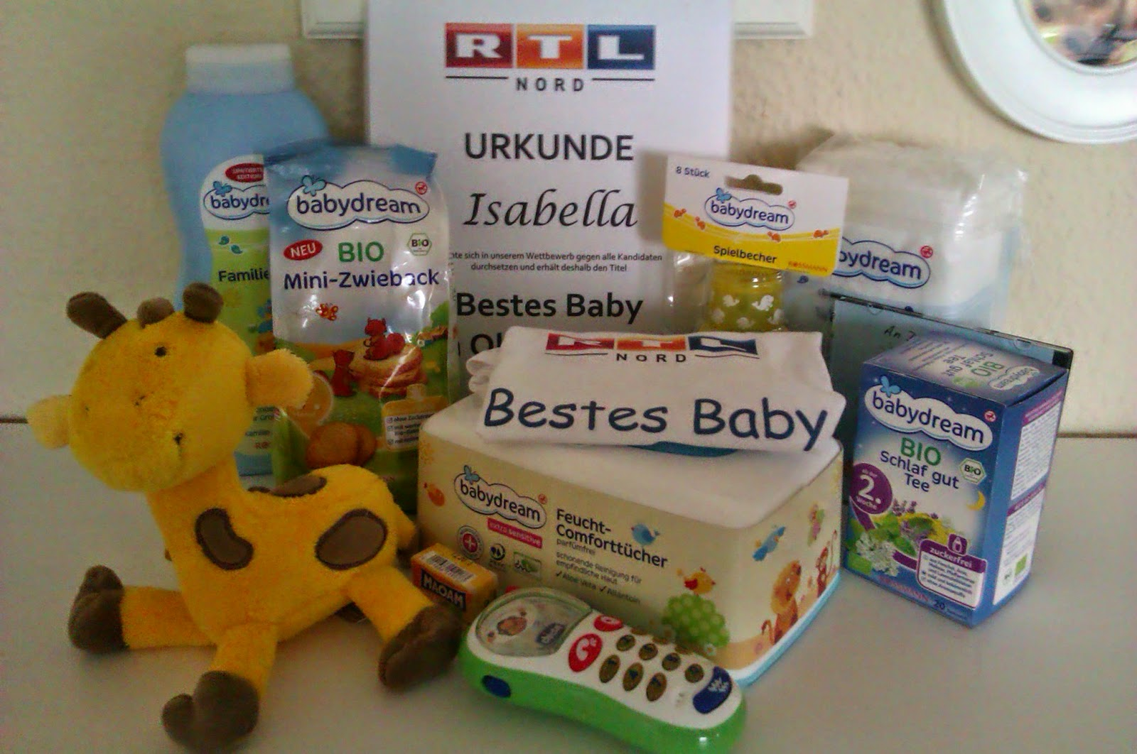 Filines Testblog, RTL Nord