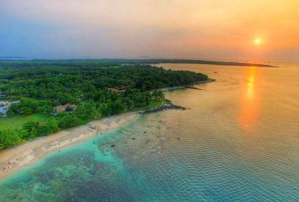 Wisata Pantai Tanjung Lesung Pandeglang Banten