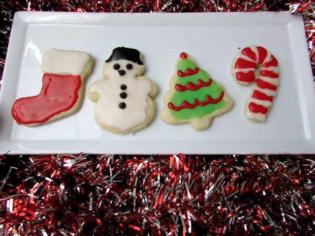 Christmas Sugar Cookies Gluten Free And Dairy Free