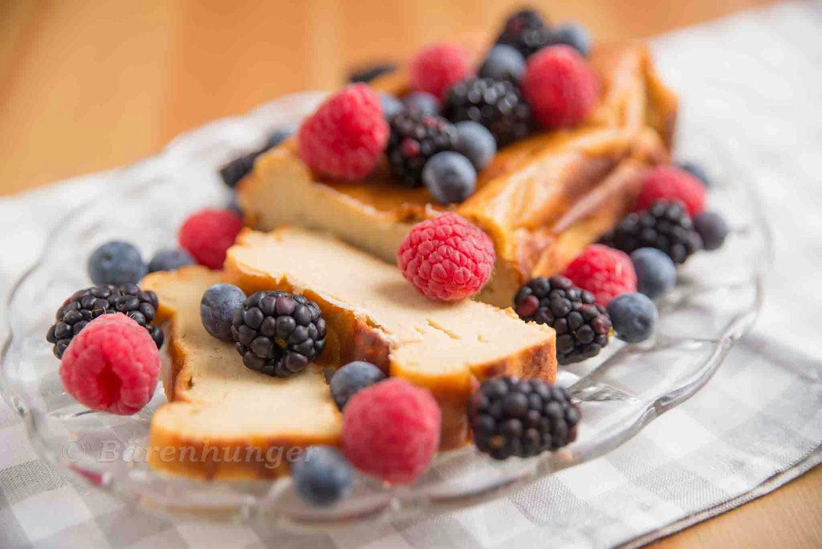 Joghurt Apfelmus Kuchen Mit Vollkornmehl Barenhunger