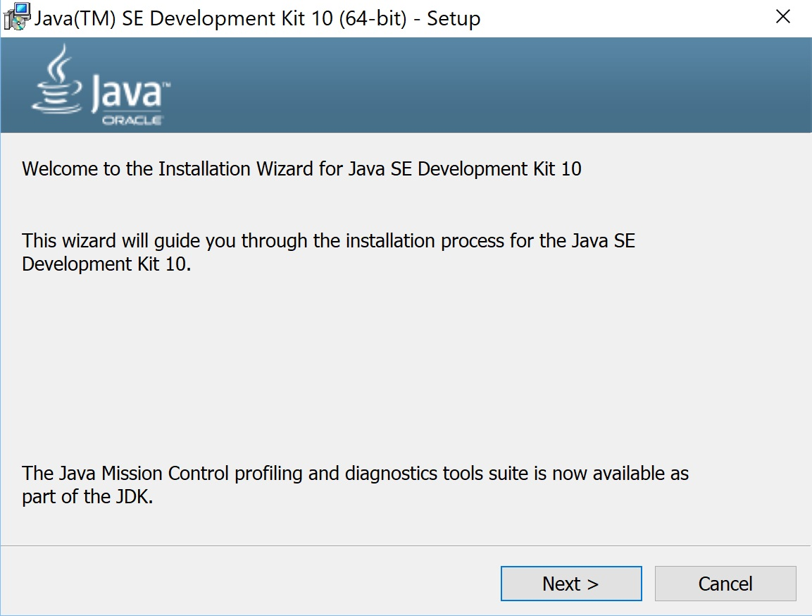 How to install Java 10 in Windows 10 - Install Java JDK 10